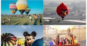 Hot-Air Balloon Festival Karnataka