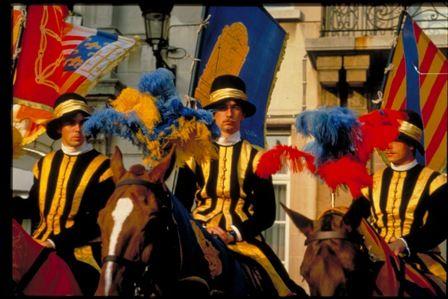 Charles V Festival