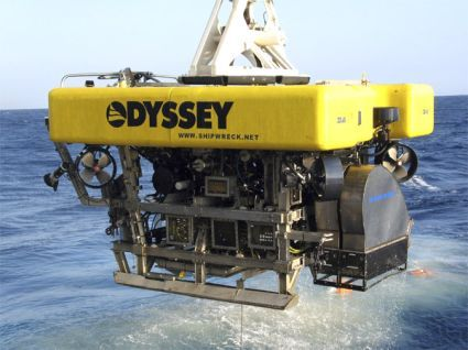 Odyssey Marine loses case over Spanish sea salvage