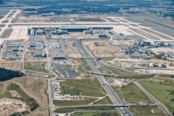 Problems pile up at Brandenburg's Willy Brandt airport