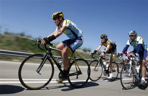 Cycling deaths in Spain increase