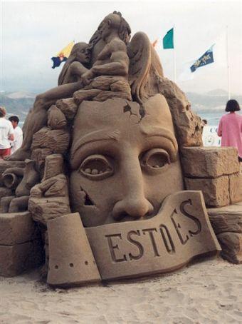 Copenhagen International Sand Sculpture Festival