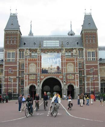 Rijksmuseum cycle path to reopen