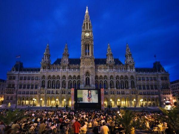 Vienna's summer music
