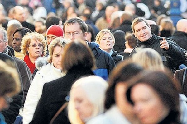 London's population rises