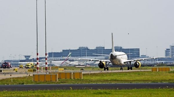 Schipol airport on high alert