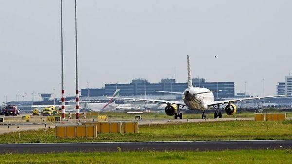 Schipol airport on high alert