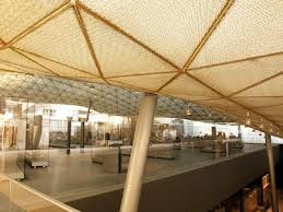 Louvre opens new Islamic courtyard