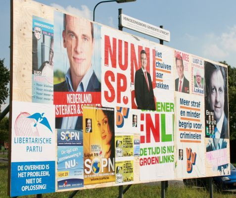 Elections in the Netherlands