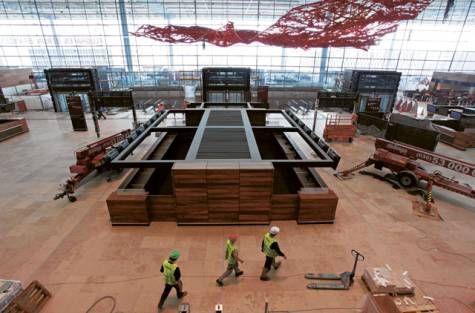 Berlin's Willy Brandt airport to open 27 October 2013
