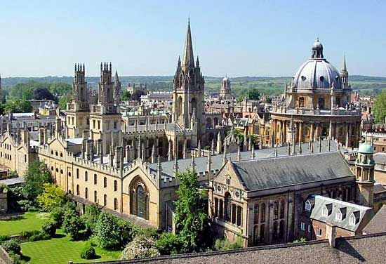 Oxford University to target
