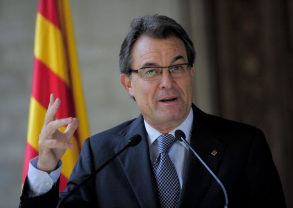 Catalonia elections early