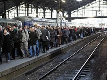 French railways strike