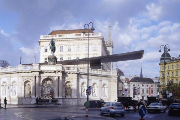 Albertina museum's anniversary