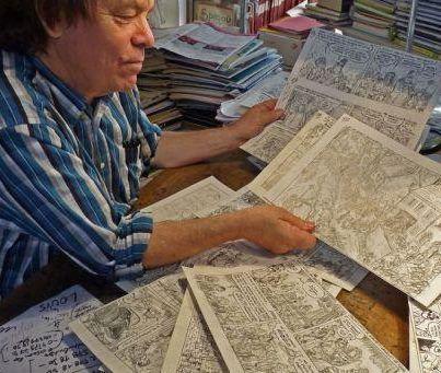 François Walthéry: 50 years of comics