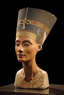 Nefertite centenary exhibition