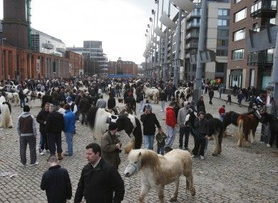 Two fairs a year for Dublin's Smithfield