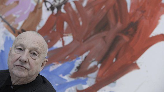 Georg Baselitz: Works from 1968-2012