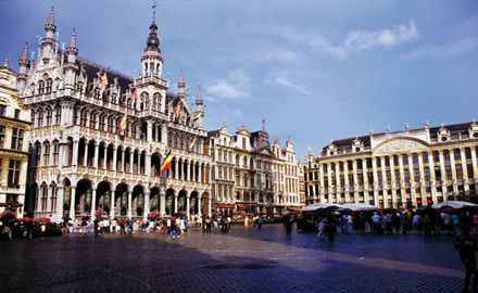 Brussels museums free first Sundays