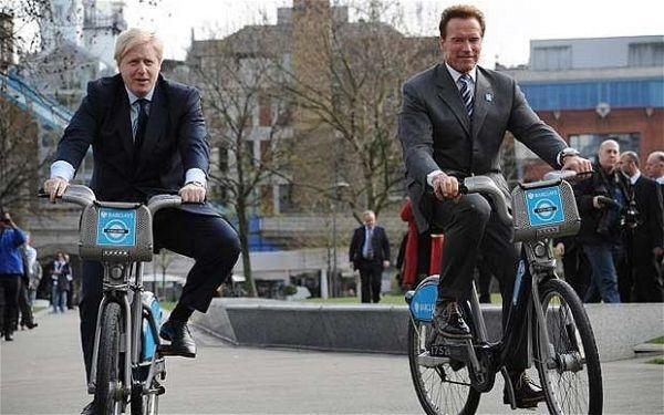 Londoners unhappy with Boris bikes