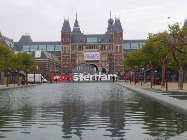 Rijksmuseum reopens