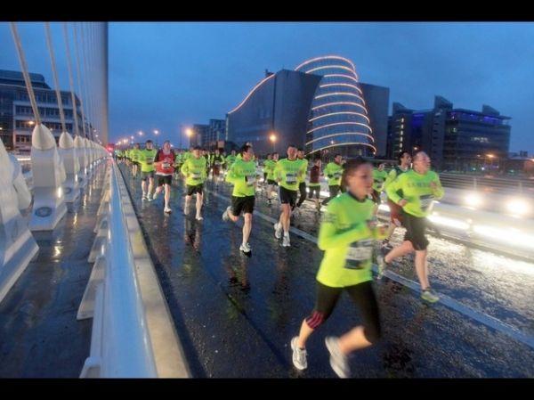 Run Dublin @ Night