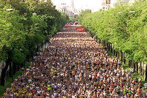Madrid tightens security for marathon
