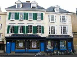 Blackwell's continues reorganisation