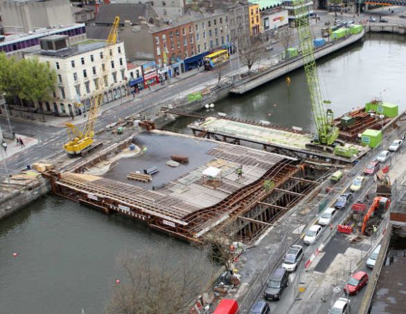Shortlist of names for new Dublin bridge
