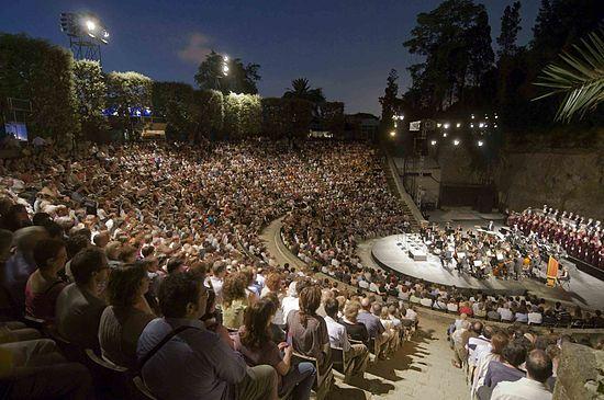 Barcelona's Grec Festival