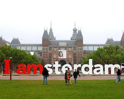 Amsterdam museum weekend
