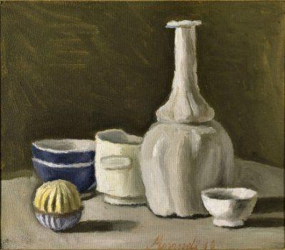 Giorgio Morandi: Retrospective