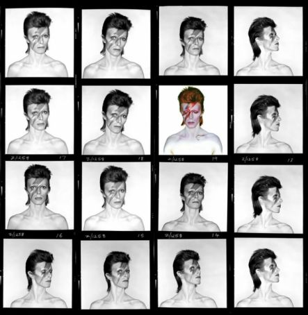 Bowie by Duffy - Photographs '72