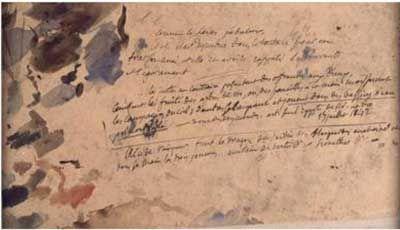 Delacroix as Writer