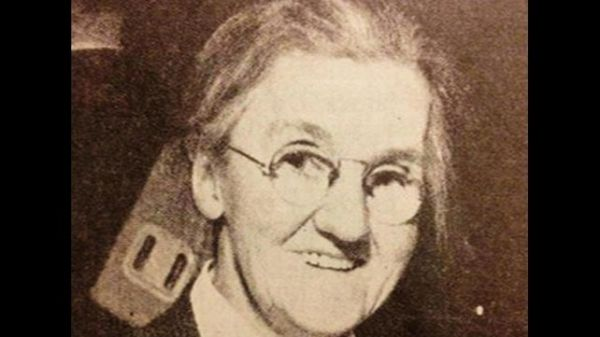 Dublin bridge named after Rosie Hackett