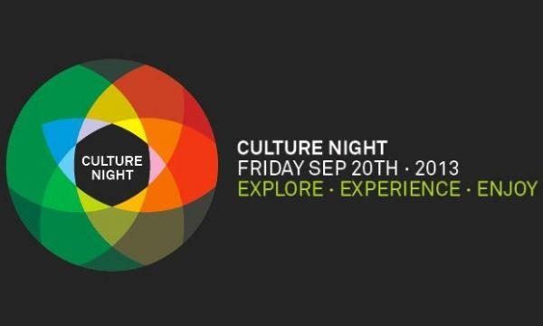 Culture Night in Dublin