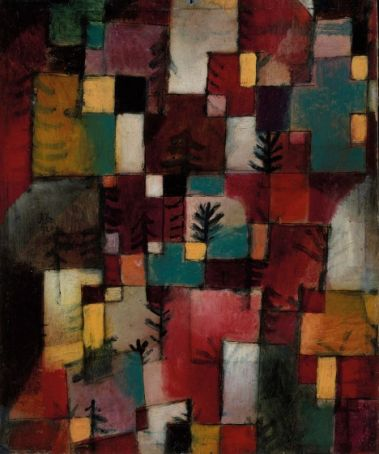 Paul Klee: Making Visible