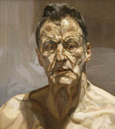 Lucian Freud in Vienna