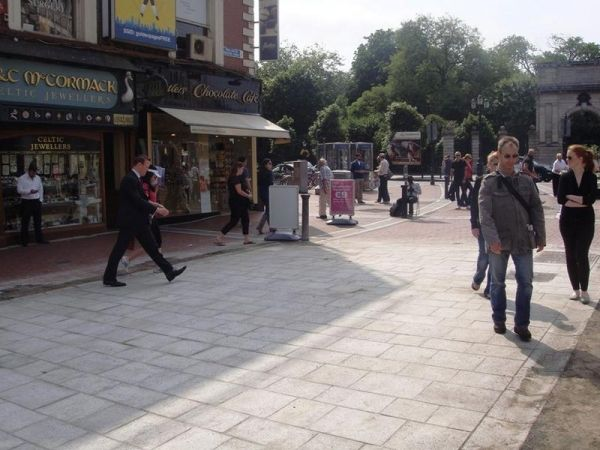 Revamp for Grafton Street quarter