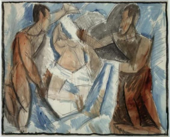 Pablo Picasso: Women - Bulls - Old Masters