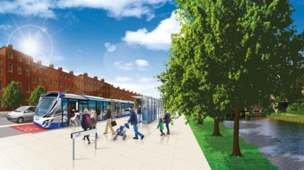 Rapid bus scheme proposed for Dublin