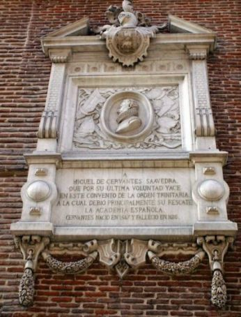 Madrid to search for Cervantes