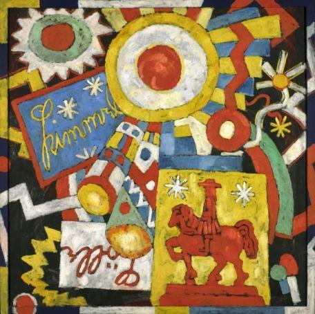 Marsden Hartley: The German paintings 1913-1915