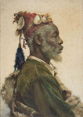 Josep Tapiró. Painter of Tangier
