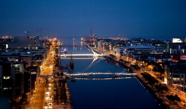New planning zone at Dublin Docklands