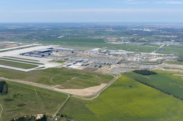 Berlin's new airport running out of finance
