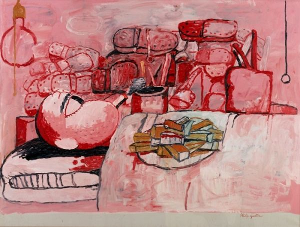 Philip Guston: Painting Smoking Eating