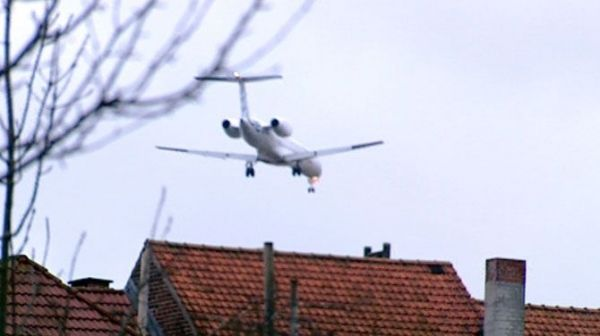 Brussels airport flight paths to change again