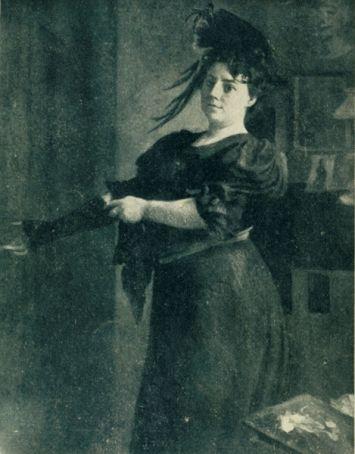 Lluïsa Vidal: la pintora modernista