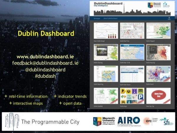 Dublin launches interactive website